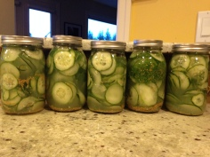 Fermented cukes